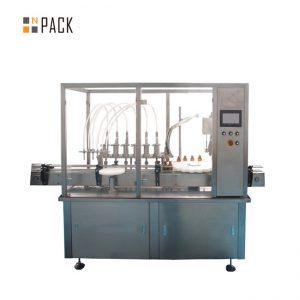 5 ~ 30 ml essentsõlipudelite täitmismasin