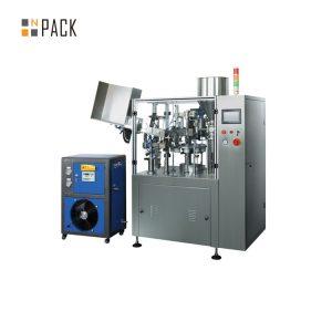 Automaatne ultraheli meditsiiniliste ja farmatseutiliste torude täitmise tihendusmasin