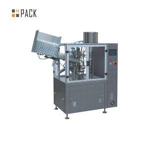Suuremahuline torude täitmise masin kosmeetilise plastikreemi jaoks