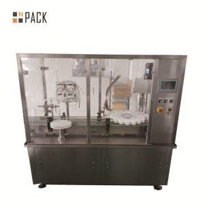 Tilguti pudel eeterlikku õli, cbd õli täitmise masin