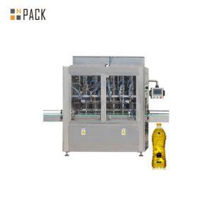 Automaatne horisontaalne vedelike ja toiduõli täitmise masin