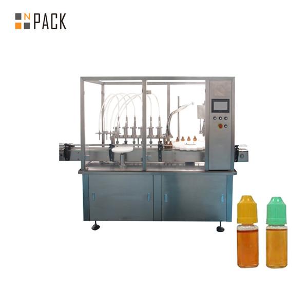 Automaatne nõudepesuvedeliku desodoreerija pihustiga täitmise masin