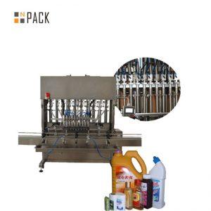 Automaatne vedelate pudelite täitmise masin silmatilkade pudelite täitmiseks