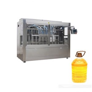 Täisautomaatne sinepipalmi söödava õli täitmise pakkimismasin