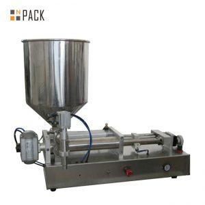 Costomic 2 peaga poolautomaatsete happeliste vedelike täitmise masin