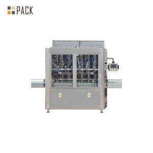 Kvaliteetne toiduõli täitmise masinad taimeõli pudelite täitmise korkimismasin