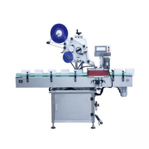 Vertikaalset tüüpi automaatne ümmarguse mahuti märgistamise masin